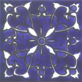 Hamadan Design-Decorative Ceramic Tile