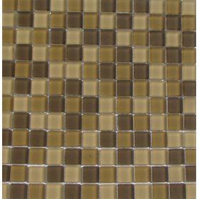 Interceramic INSBM1X1DES Shimmer Blends Glass