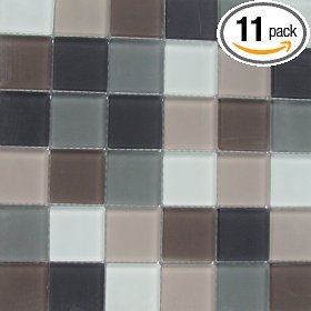 Interceramic INSBM2X2AUTCT Shimmer Blends Mosaic